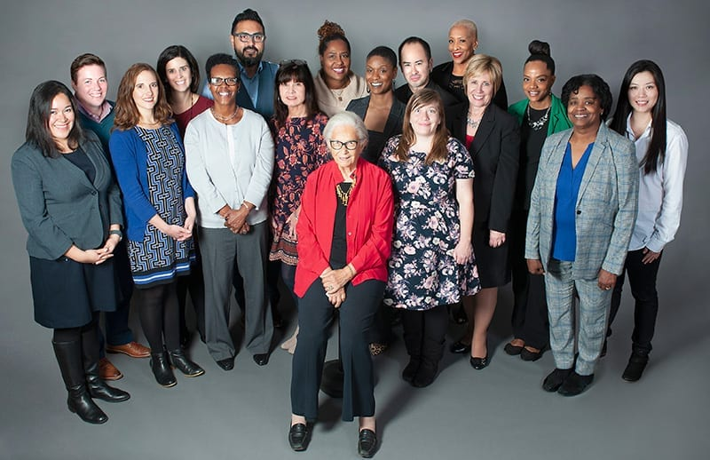 Barbara Bowman Leadership Fellows 2018