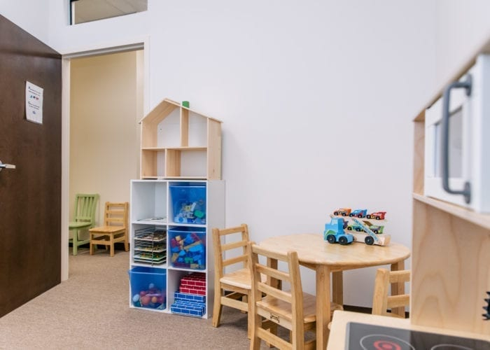 Erikson's new Center for Children and Families in Little Village