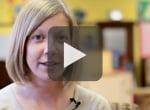 Video thumbnail of Erikson online master's student Jennifer Flynn